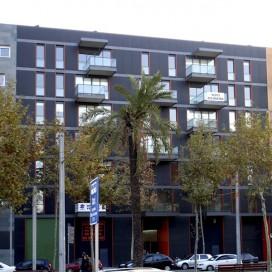 Viviendas en Diagonal y Bilbao