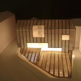 Concurso Colegio Arquitectos de Vigo