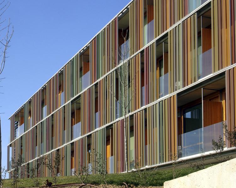 Hotel la mola conference center manuel rivas - Arquitectos terrassa ...