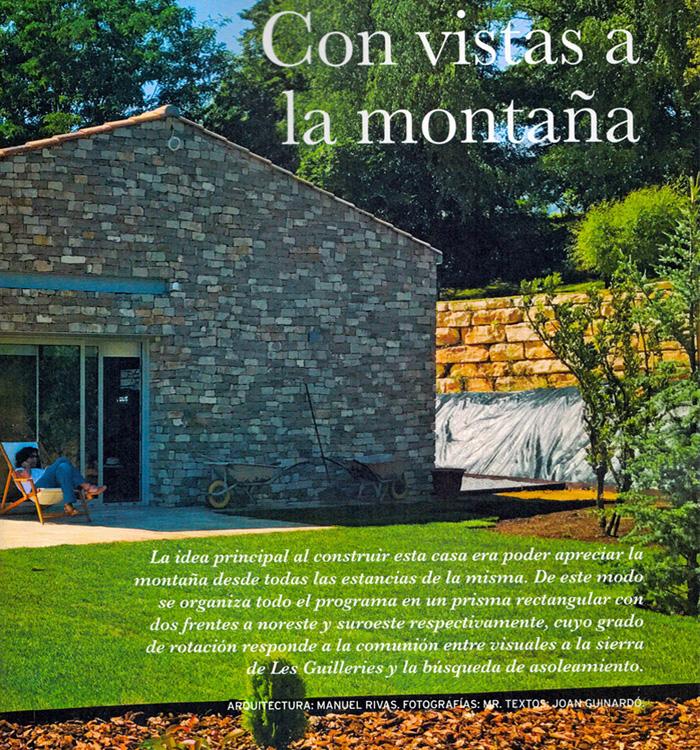 MRA_Vivir en el Campo_Casa Viladrau
